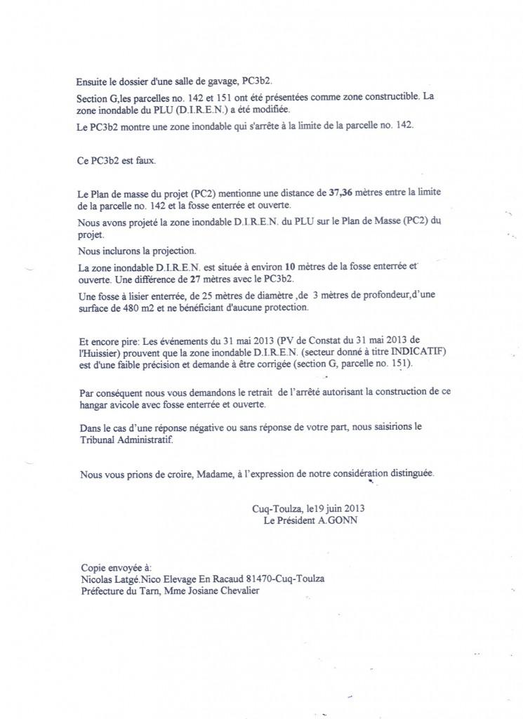 Recours gracieux Association p.2